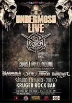 UnderMosh Live 2016. Guayaquil.