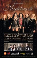 NIGHTWISH 2015 !!